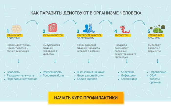 гельмифаг от паразитов цена в украине днепропетровск