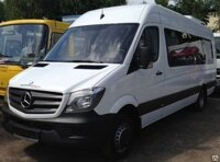 Автобус Mercedes-Benz Sprinter 515 (турист), ООО ВЕКТОР, Екатеринбург