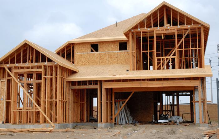 Каркасный дом: построить самому или под ключ, технология работ - Дом Дока