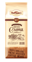 "Кофе в зернах Fresh Roast ""CREMA"" DeMarco. 1кг. в Приморском крае от компании BaristaDV. ru"