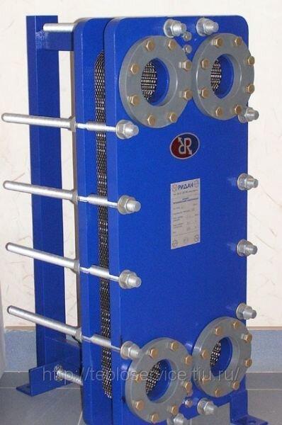 Теплообменник поставка расчет теплообменное оборудование казахстан щучинск