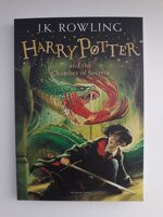 12+ Книга Harry Potter and the Chamber of Secrets