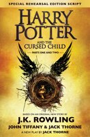 12+ Книга Harry Potter and the Cursed Child