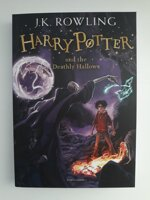 12+ Книга Harry Potter and the Deathly Hallows