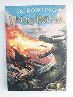 12+ Книга Harry Potter and the Goblet of Fire