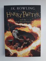 12+ Книга Harry Potter and the Half-Blood Prince