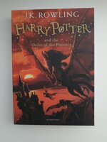 12+ Книга Harry Potter and the Order of the Phoenix