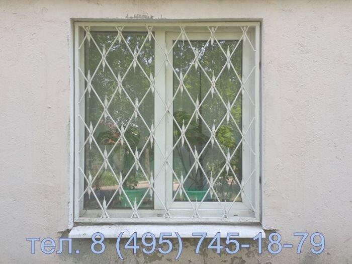 Решётки на окна своими руками видео в деревянном доме
