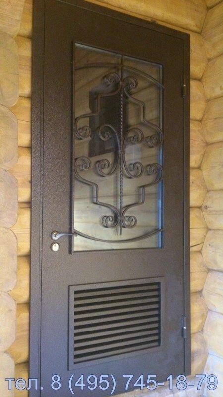 купить стальную дверь в котельную