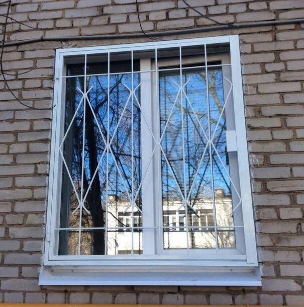 Решетки на окна распашные цена