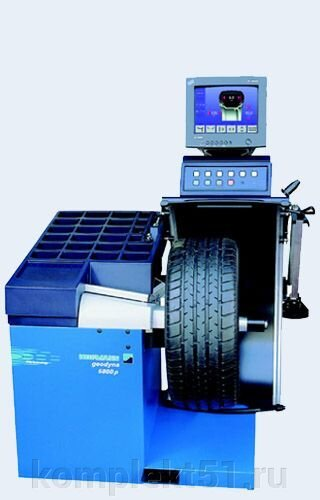 балансировочный станок хоффман 6800 инструкция - фото 2