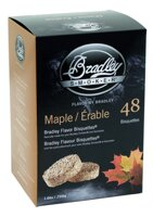 Брикеты Bradley Smoker Maple/Клён (48 шт), Коптильни Bradley Smoker в России., Санкт-Петербург