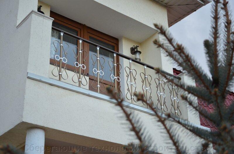 Ограждения для балкона версаль в симферополе, цена - 4800 ру.