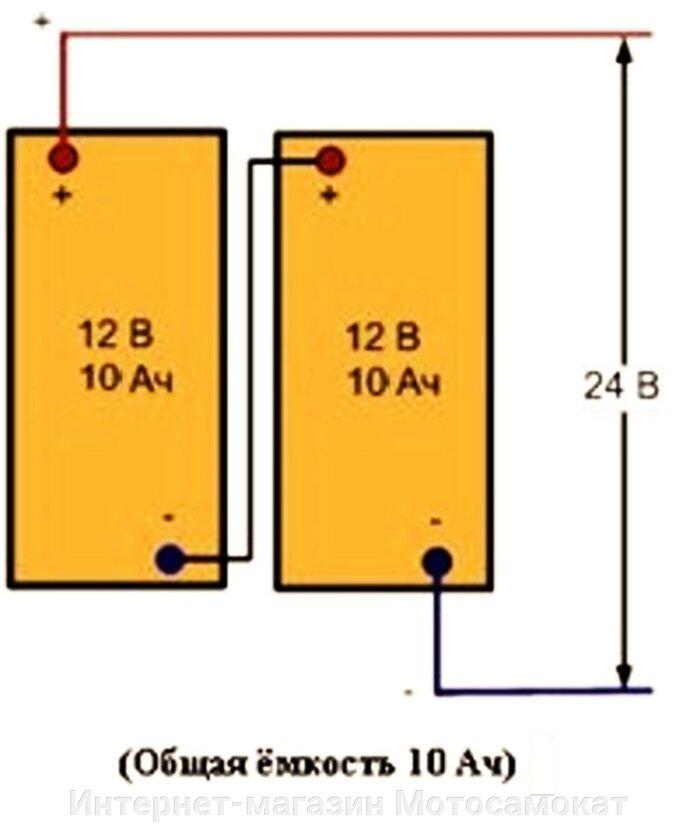 Как из двух аккумуляторов сделать один