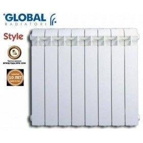 Радиаторы отопления GLOBAL | Продажа радиаторов
