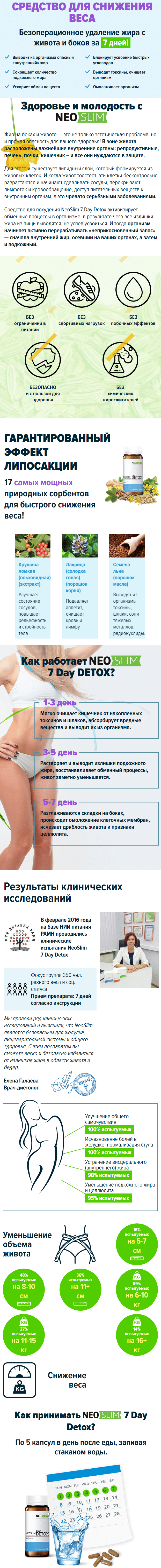 Программы похудения 4 недели