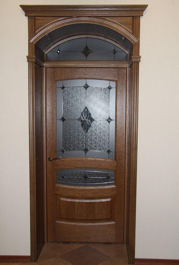 Фрамуга над дверью на заказ. Цена 20000 руб, Купить в Москве дверь с фрамугой, Фрамуга прямоугольная, Установка фрамуги над двер
