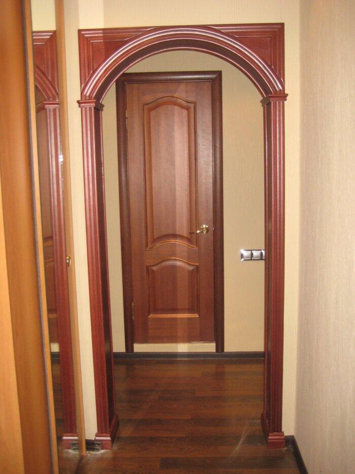 Межкомнатные двери и арки от производителя