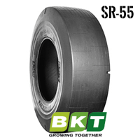 Шина пневматическая 18.00R25 204A2 BKT EARTHMAX SR55 SMOOTH L-5S Cut Resistant TL, Краснодар