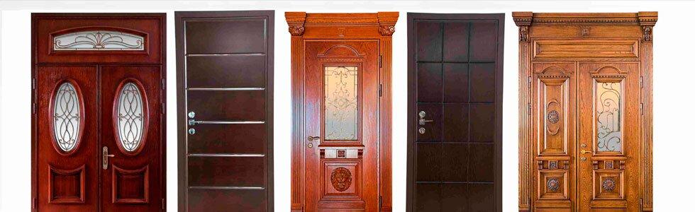 недорогие входные двери клин
