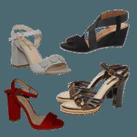 Босоножки, сандалии, сабо женские