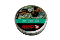 Пули пневматические GAMO Hunter 4,5 мм 0,49 грамма (500 шт.) от компании ТТ-1945 - фото