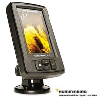 Эхолот Humminbird PiranhaMAX 4 DI (Down Imaging)
