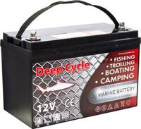 Marine Deep Cycle AGM 100Ah 12V (6FM100D-X)