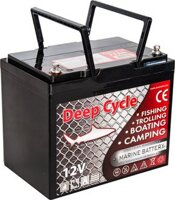 Marine Deep Cycle AGM 75Ah 12V (6FM75TD-X)