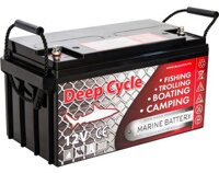 Marine Deep Cycle AGM 80Ah 12V (6FM80D-X)