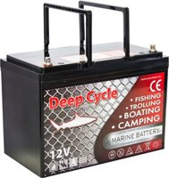 Marine Deep Cycle AGM 90Ah 12V (6FM90TD-X)