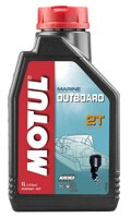 Моторное масло MOTUL OUTBOARD 2T (1 л.)