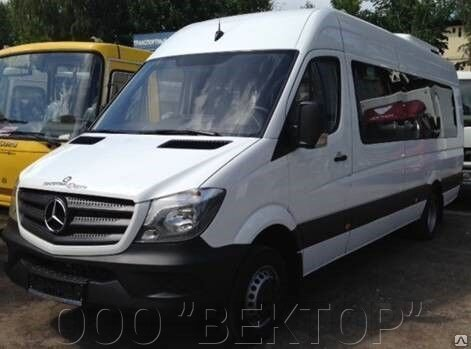Автобус Mercedes-Benz Sprinter 515 (турист) ##от компании## ООО ВЕКТОР - ##фото## 1