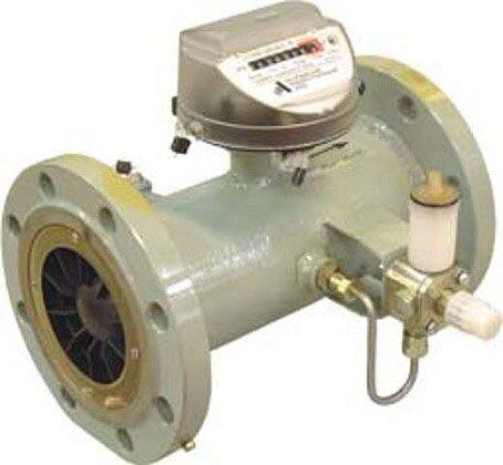 Счетчик газа СГ-16МТ-100-P ( (ДУ50) )(в диапазоне 1:10)