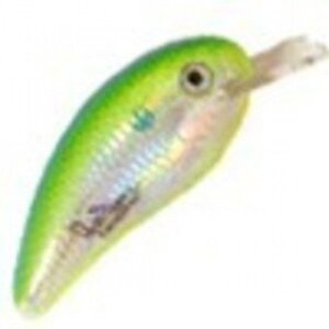Воблеры Bomber Fat Free Shad Jr., BD6F-DCS