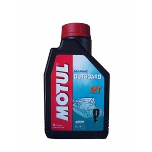 Масло MOTUL OUTBOARD 2T1л