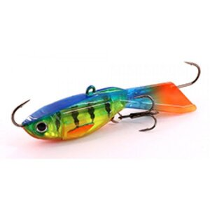 Балансир XP BAITS Ice Jig Butterfly 50мм\5.5гр #02 Blue Perch