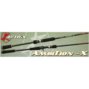 Спиннинг Zetrix Ambition-X AXS 892MH 267 10-35гр