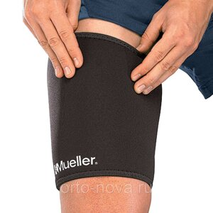Бандаж на бедро MUELLER 444 THIGH SLEEVE NEOPRENE,444SM