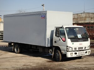 Удлинить Isuzu ELF, Forward, Giga, NQR