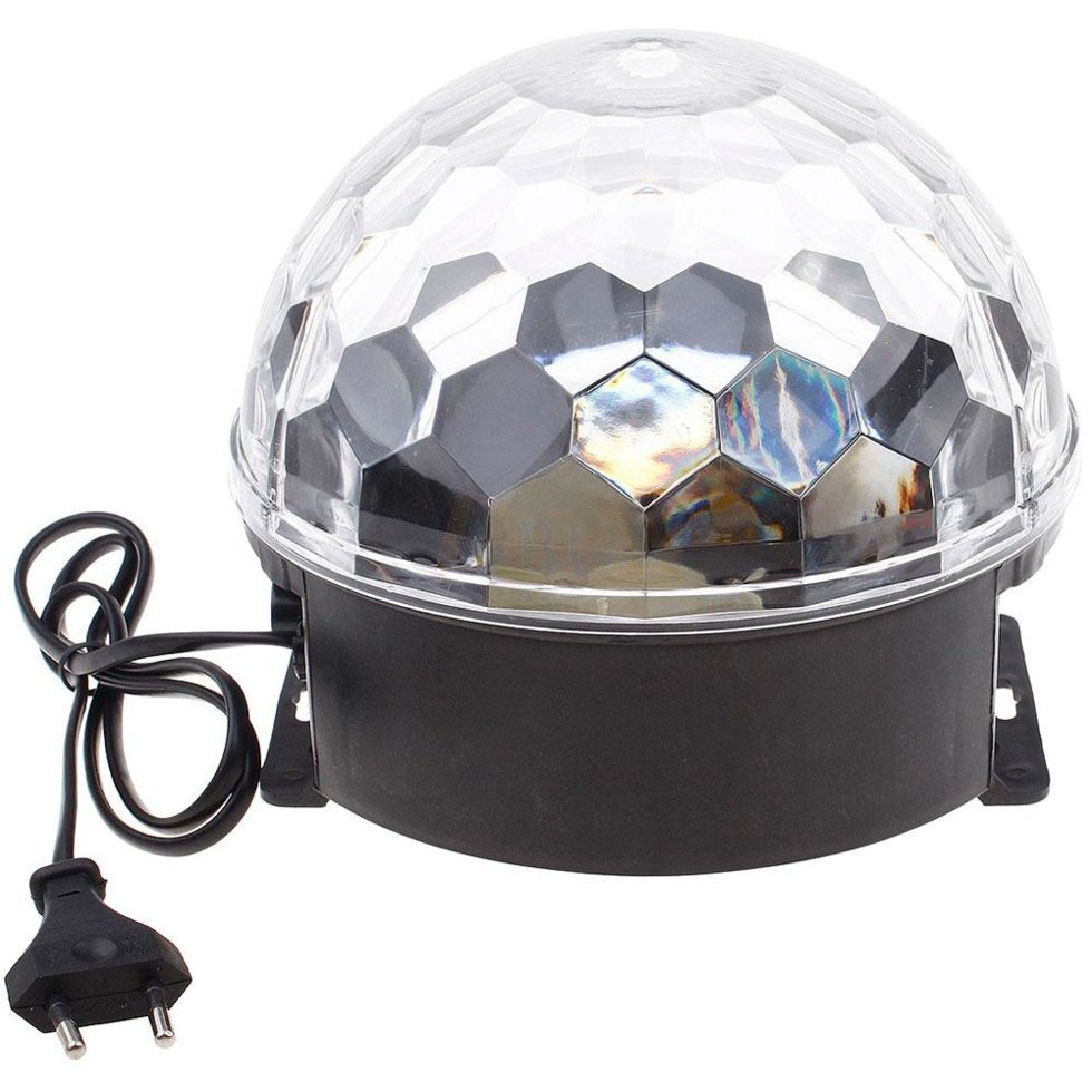 Диско-шар LED Magic Ball Light с Bluetooth ##от компании## one-magazin - ##фото## 1