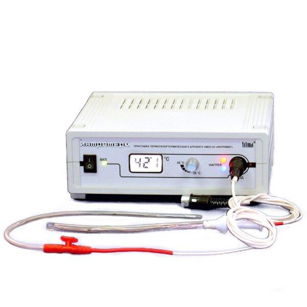 Аппарат для лечения простатита интрамаг почему появляется кровь в моче при простатите