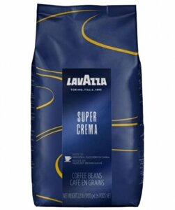Кофе в зернах Lavazza Super Crema (1кг) в Приморском крае от компании BaristaDV. ru