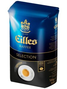 "Eilles Кофе в зернах ""Selection Espresso"" 500г в Приморском крае от компании BaristaDV. ru"