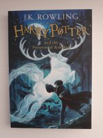 12+ Книга Harry Potter and the Prisoner of Azkaban