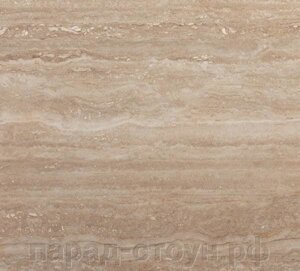 Белый травертин Travertine Classic от компании Парад Стоун - фото