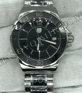 Часы Tag Heuer Formula 1 Ladies SS/Ceramic Black Dial 37 mm