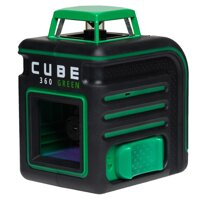"ADA CUBE 360 Green ULTIMATE EDITION лазерный уровень (нивелир) в Москве от компании ООО ""КИП-ПРОФИТ"""
