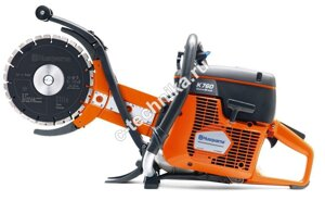 Бензиновый резчик Husqvarna K760 Cut-n-Break EL35