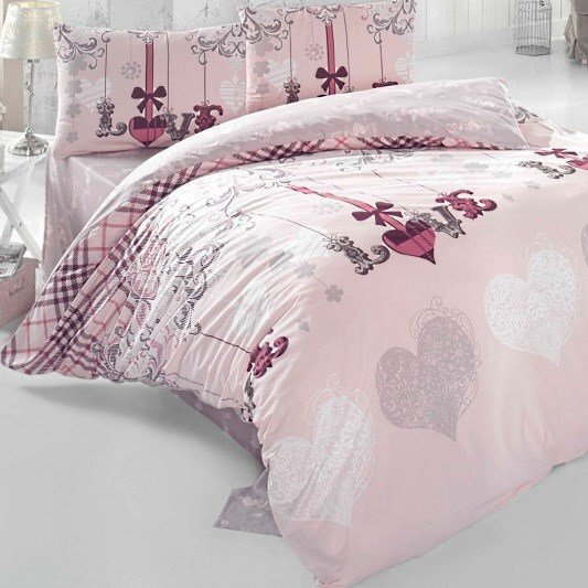 "Irina Home IH-23-3 Love Me Pudra ##от компании## Интернет-магазин ""Тапочки с задником"" - ##фото## 1"